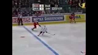 ЧМ по хоккею 2000, Санкт-Петербург, Россия - Франция