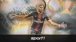 Mbappés Drei-Titel-Sommerplan: Das sagt Tuchel   SPORT1