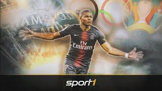 Mbappés Drei-Titel-Sommerplan | SPORT1