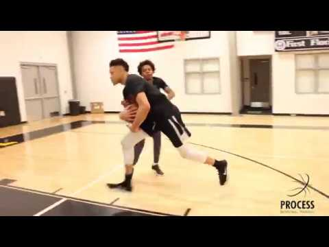 NY Knicks Kevin Knox - Pre Draft w/ Akii Dean...NEXT Paul George? Most Versatile player in DRAFT!