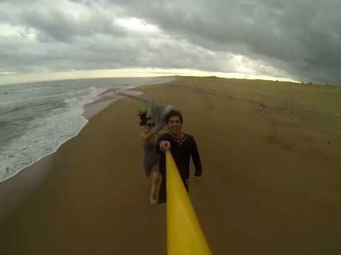 Running Punta Negra