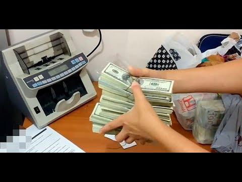 Почти 900 тысяч долларов изъяли из банковской ячейки Зилалиева