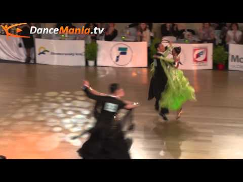Paolo Bosco & Silvia Pitton - Semifinal Quickstep (Brno Open 2011, CZ)
