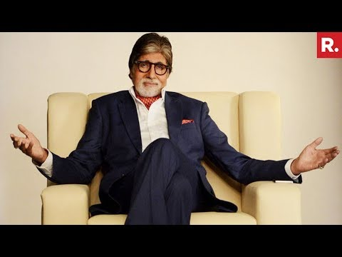 IFFI To Honour Big B With `Personality Of The Year` Award
