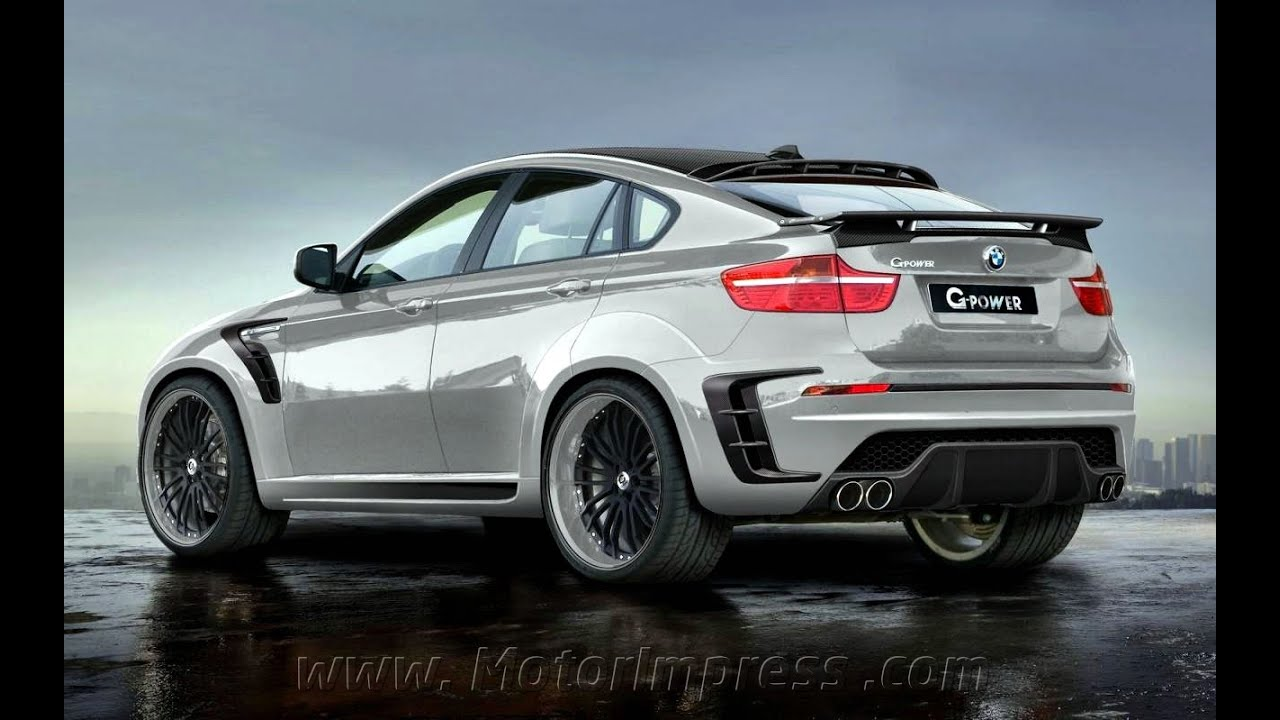 BMW X6 M KIT EXTREME TEST DRIVE-The Crew Wild Run [ita