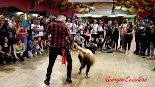 Sergio y Marichu - Quitémonos la ropa - Roma Loves Bachata 2016