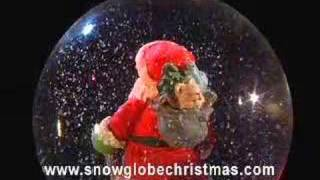 "Snowglobe Christmas ""Deck the Halls"""