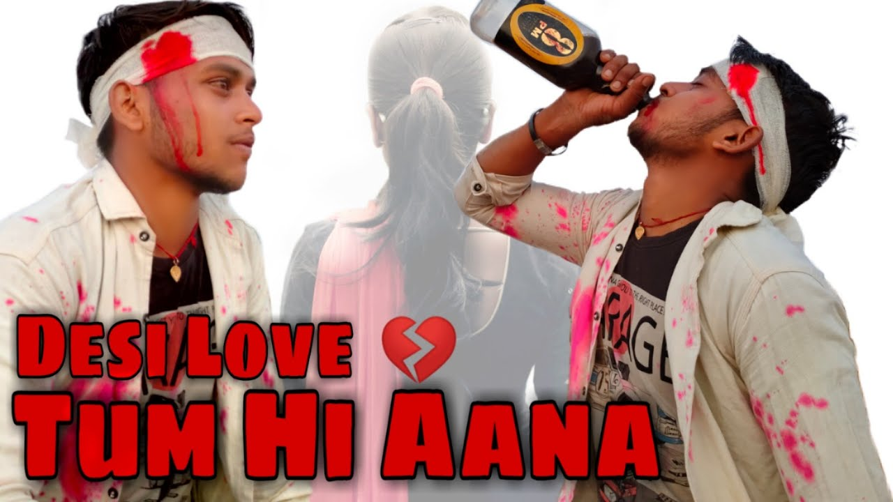 Tum hi Aana | cover video | Desi Love...