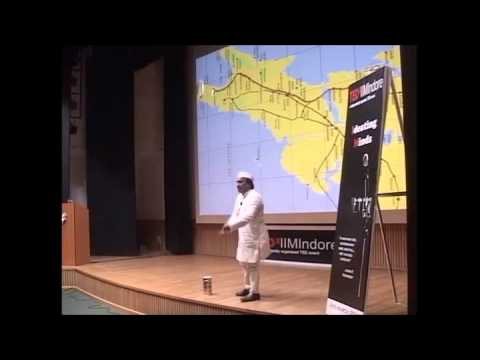 Zero to hero - small people, great work: Pawan Agrawal at TEDxIIMIndore