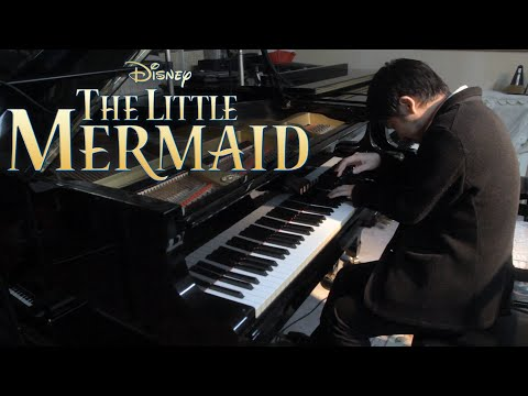 The Little Mermaid - Part Of Your World - Advanced Piano Solo Cover | Leiki Ueda