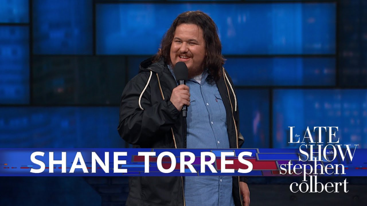 Shane Torres Performs Stand-Up
