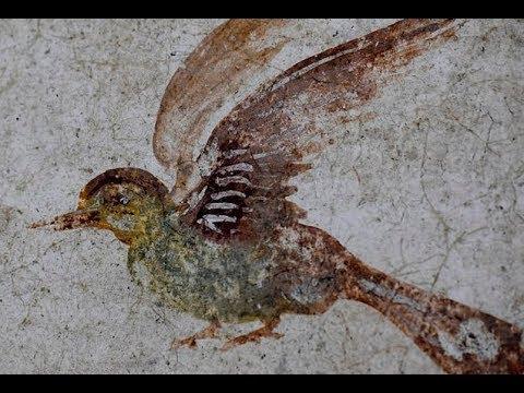 Ancient shrine hidden under ash for 2000 years is found in Pompeii