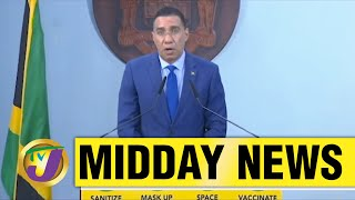Hospitals Out of Beds, Covid up 40% in Jamaica - March 1 2021