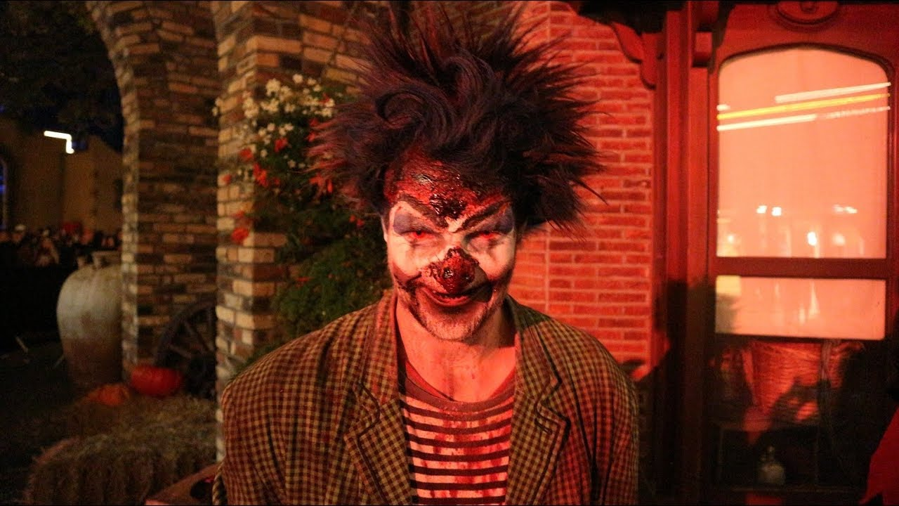 Bobbejaanland Halloween.Bobbejaanland Halloween Ghost Town Scarezone 2017
