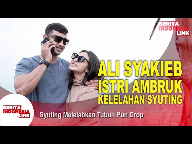 Ali Syakieb Istrinya Mual-Mual Masuk RS