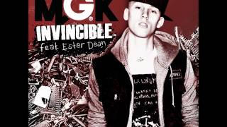 MGK- Invincible (Feat. Ester Dean)