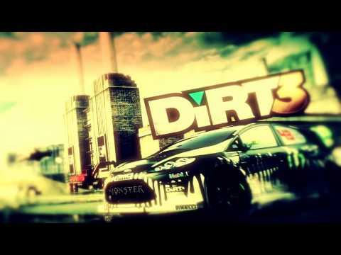 DiRT 3 - Soundtrack - UNKLE - The Answer (feat. Big In Japan (Baltimore))
