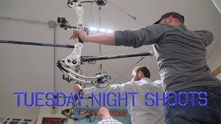 Tuesday Archery Shoot At Grafton Archery