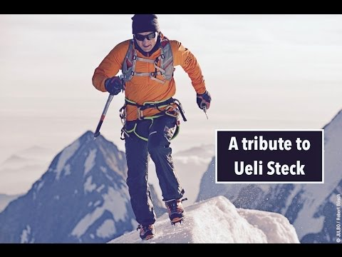 A tribute to Ueli Steck (1976-2017)