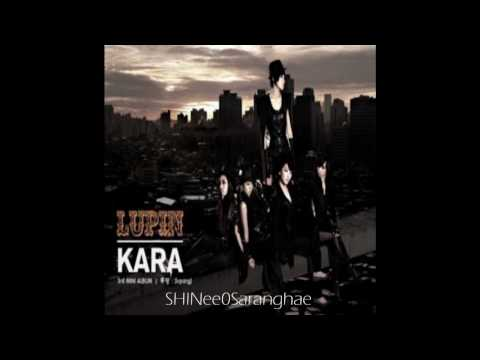 [DL]KARA -Lupin Instrumental w/backup vocals