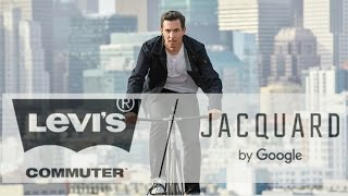 Levi's & Google design first smart jacket - Jacquard Technology