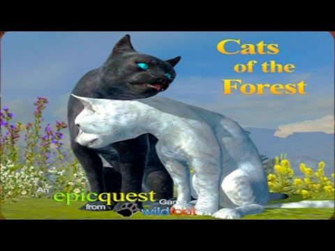 #Cats of the #Forest Wild Foot Games Role Playing - iTunes/Android