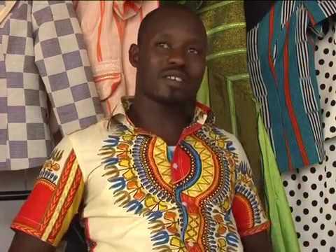 SAWADOGO Ali - Couture, mode et création à Ouagadougou (Burkina Faso)