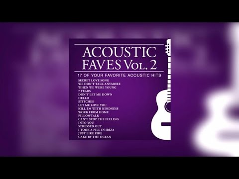 Various Artists - Acoustic Faves Vol.2