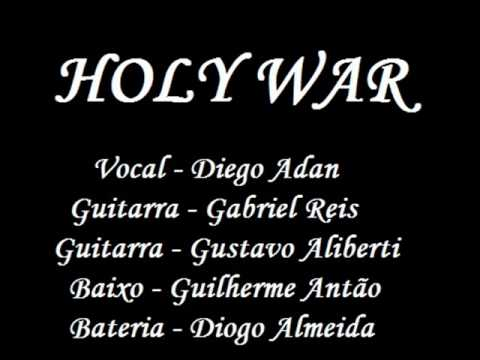 Holy War - Future World (Helloween Cover) - 2005