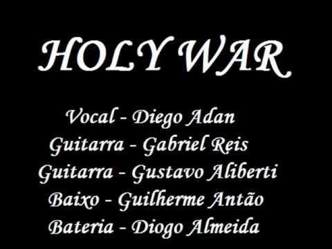 Holy War - Future World (Helloween Cover) - 2005
