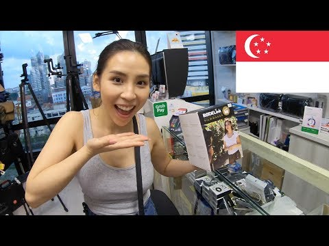 Catching up with Tina Yong in Singapore - VLOG