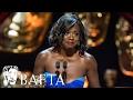 Viola Davis wins Supporting Actress   BAFTA Film Awards 2017