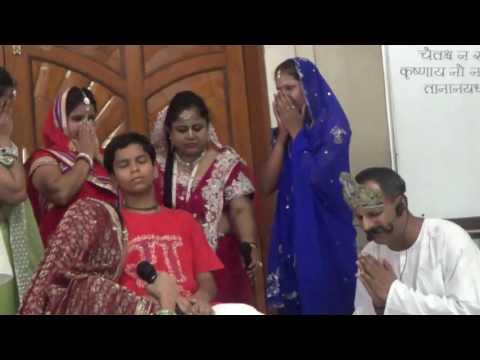 "ISKCON Delhi Congregation Drama""Harsa- Sokha""-The one who give pleasure as well as sorrow !!!"