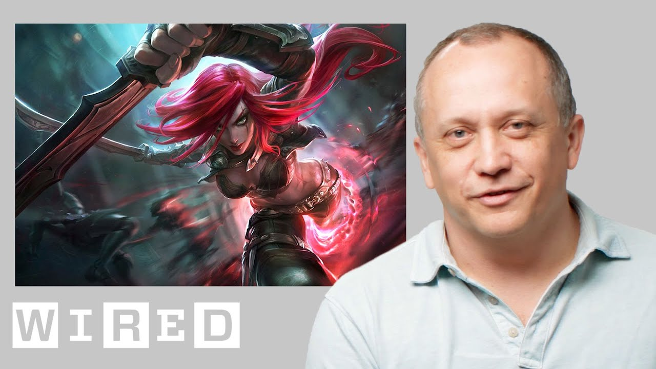 Every League of Legends Champion Explained | WIRED