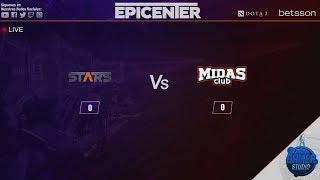 Dota 2 | Midas Club(Kingteka) vs Stars | Epicenter XL Día 2 @Patrick | Español en vivo