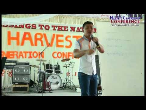 Harvest Generation Conference  myanmar 2016