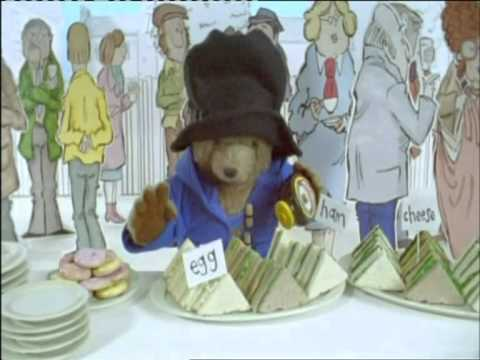 Marmite advert with Paddington