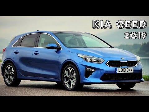 2019 Kia Ceed Uk Spec Exterior Interior Drive Youtube