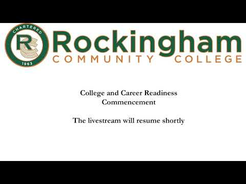 Rockingham Community College Live Stream