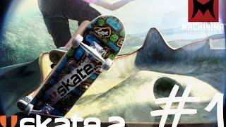 SKATE 2 | Let's Play en Español | Episodio 1