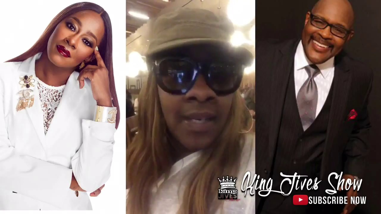 🚨EXTRA EXTRA🚨  Leandrea Johnson BEEF w Bishop Marvin Winans / Ends Her Singing  career
