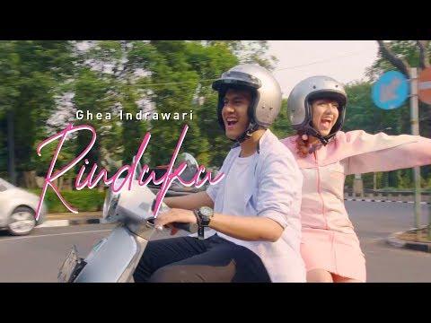 Ghea Indrawari - Rinduku (Official Music Video)