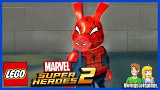 Lego Marvel Super Heroes 2 Free Roam Part 35 Spider Ham