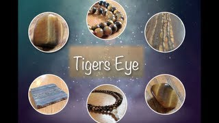 Tigers Eye Lets Talk  Stones