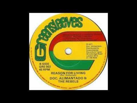 Dr Alimantado-Reason For Living