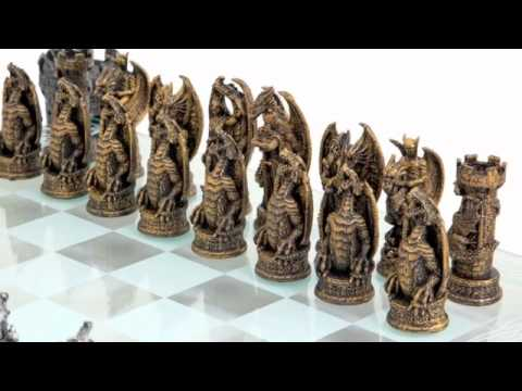 Unique and Inspiring Chess Sets