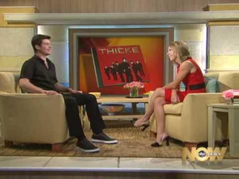 Robin Thicke GMA interview