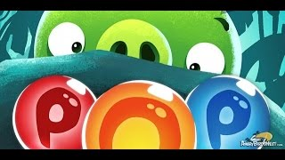 Angry Birds Stella POP! (By Rovio Entertainment Ltd.) iOS / Android Gameplay Video