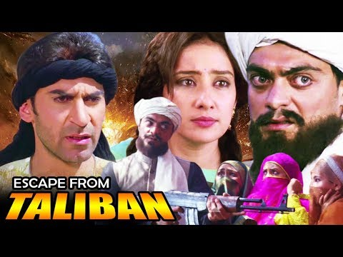 Escape from Taliban | Full Movie | Manisha Koirala | Superhit Hindi Action Movie