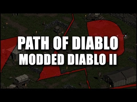 What is PATH of DIABLO? - Diablo 2 Modded Servers for Path of Exile Players